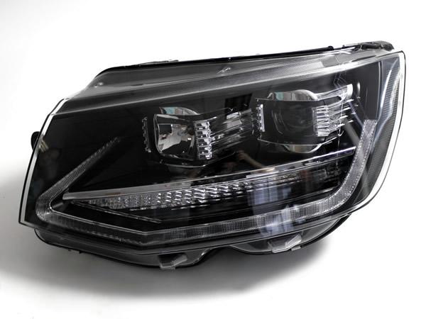VW T6 Scheinwerfer LED mit Tagfahrlicht R87 Details