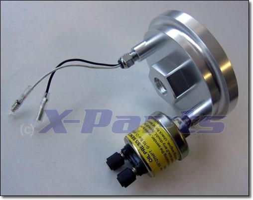 BMW 4 Zylinder Ölfilter Adapter mit 2-fach Geber