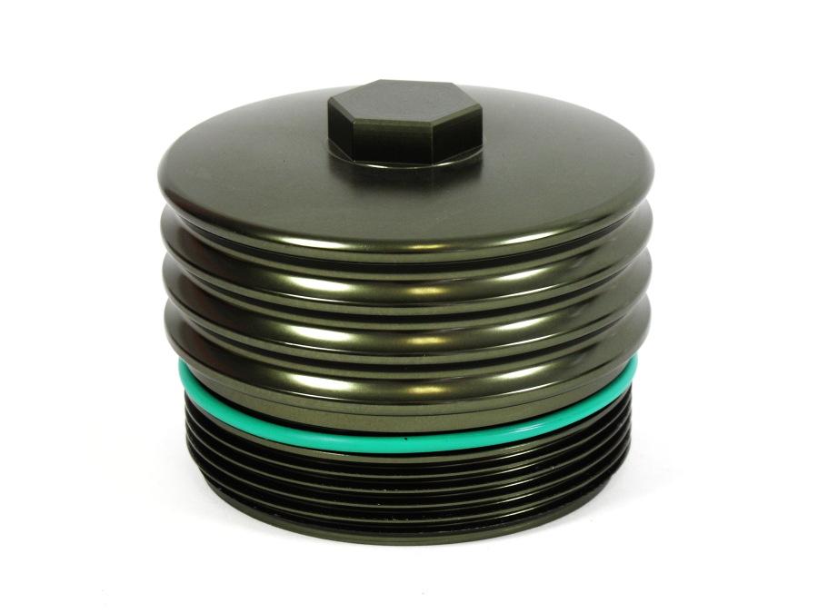 VAG DSG DQ250 Getriebe Ölfiltergehäuse UPGRADE Lieferumfang