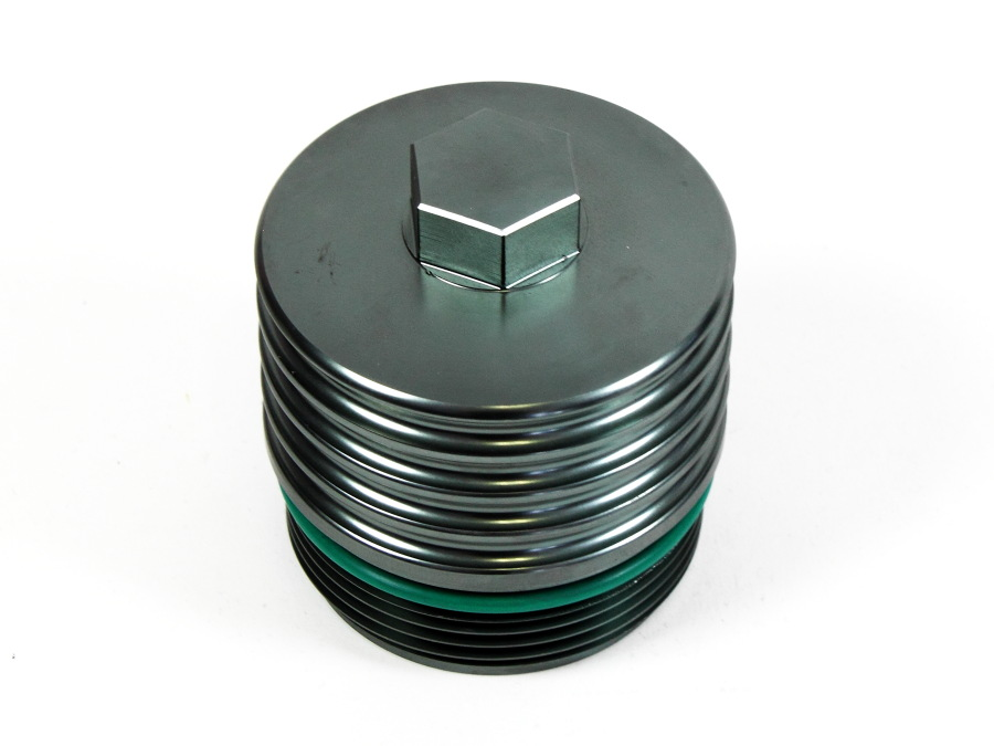 VAG DSG DQ250 Getriebe Ölfiltergehäuse UPGRADE