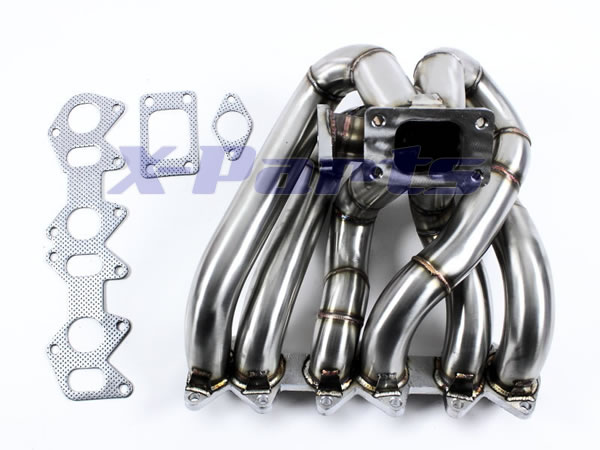 Stoßaufladung Turbo Krümmer für VW VR6 Lieferumfang