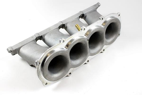 1.8 T Quer VAG Ansaugbrücke Turbo Manifold Details