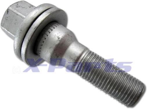 20 Bolzen Radschraube Schraube Kegelbund Kegelkopf M12x1,25-55mm Gewindelänge