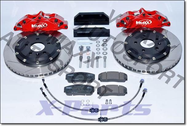 Ferodo Bremsbeläge für VMAXX 4-Kolben Bremsanlage DS Performance RENNSPORT