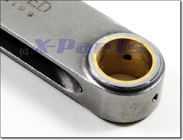 Pleuel H-Schaft Stahl 6er Set für VW V6 VR6 R32 INTEGRATED