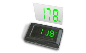 led head up display digital porsche 911 996 997 gt3 gt2 ebay. Black Bedroom Furniture Sets. Home Design Ideas