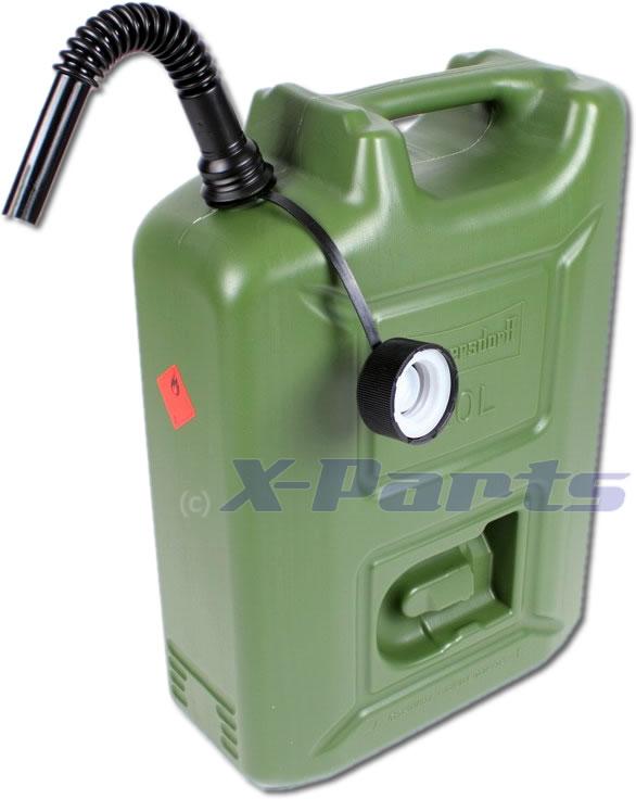 3er set benzinkanister 20l kraftstoff kanister 20 liter un zulassung diesel e85 ebay. Black Bedroom Furniture Sets. Home Design Ideas