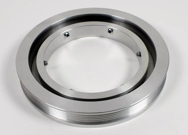 Kompressor Tuning Kit 192 mm für Mercedes C- E-Klasse CLK