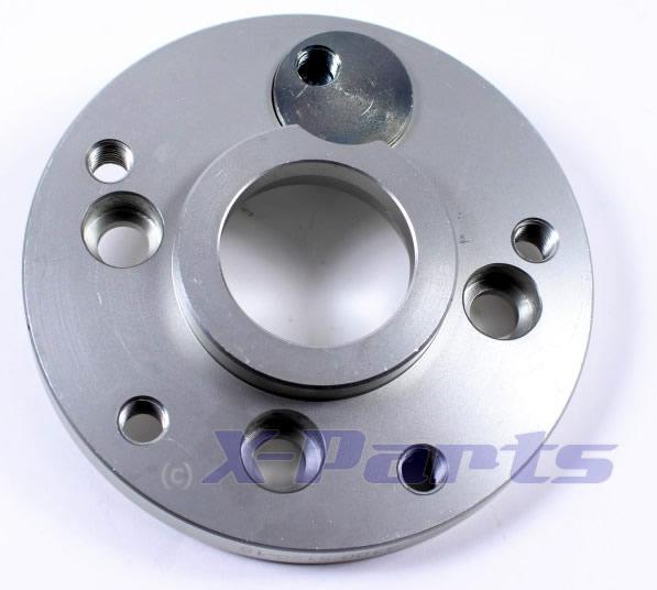 Discos Adaptadores de Círculo Agujeros 15mm 4x100 Auf 5x120 VW Seat Opel 57,1a