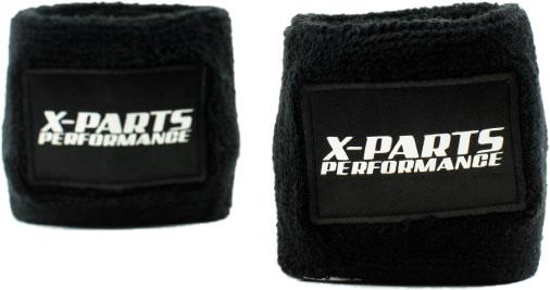 X-Parts PERFORMANCE Schweißband SCHWARZ
