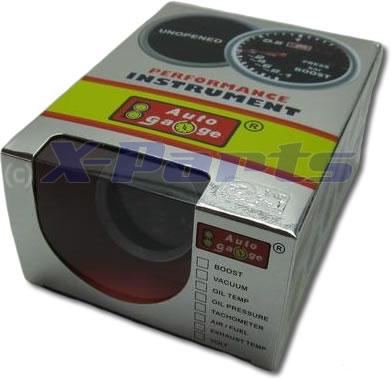 Stepper �ldruckanzeige 52 mm | Auto Gauge